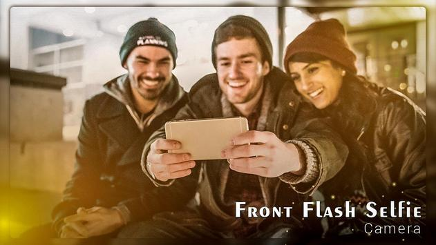 Front Face Selfie Camera poster