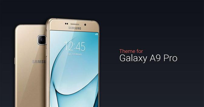 Theme for Galaxy A9 Pro screenshot 4