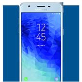 Theme For Galaxy J3 2018 / A6 Plus / J3 Pro / A3 icon