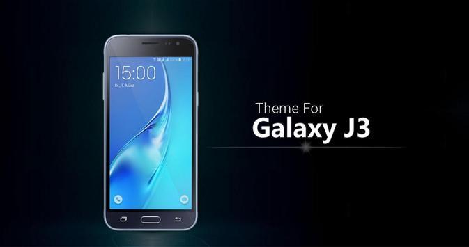 Theme For Galaxy J3 2018 / A6 Plus / J3 Pro / A3 poster