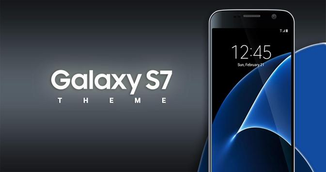 Theme For Galaxy S7 / S7 Edge poster