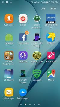 Theme For Galaxy S7 Edge screenshot 3