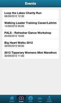 Cavan Sports apk screenshot