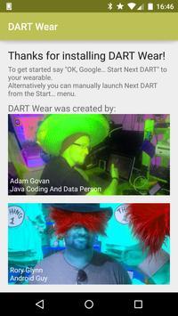 DART Wear screenshot 4