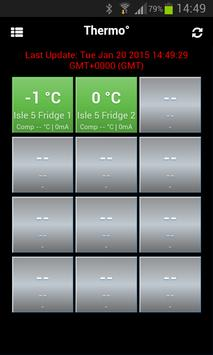 Thermo° apk screenshot