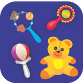 Happy Baby Rattle Toys icon