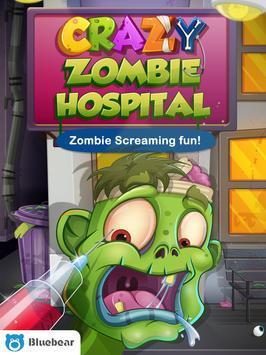 Crazy Zombie Hospital screenshot 4
