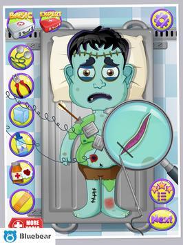 Crazy Zombie Hospital screenshot 6