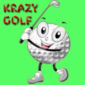 Krazy Golf icon