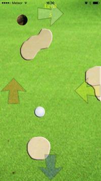 Krazy Golf screenshot 1