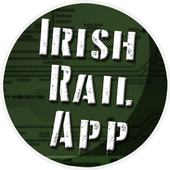 Irish Rail Realtime icon