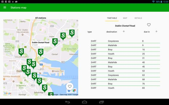 Irish Rail Realtime screenshot 17