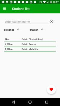 Irish Rail Realtime screenshot 1