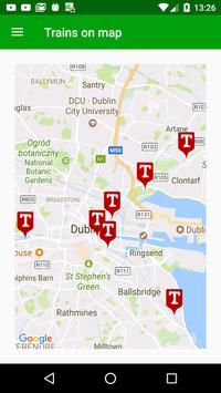 Irish Rail Realtime screenshot 5