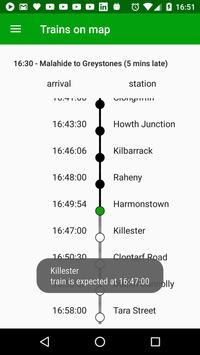Irish Rail Realtime screenshot 6