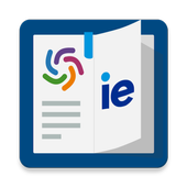My IE Library icon