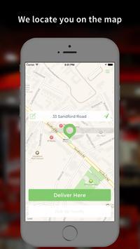 Cafe Oasis App screenshot 1