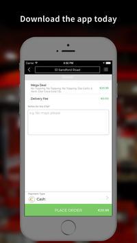 Cafe Oasis App screenshot 3