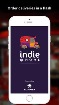 Indie at Home poster