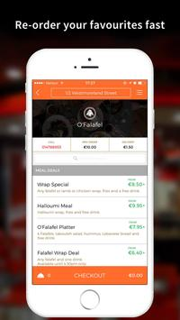 O'falafel apk screenshot