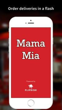 Mama Mia Takeaway Ireland poster