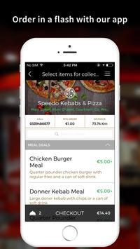 Speedo Kebabs & Pizza poster
