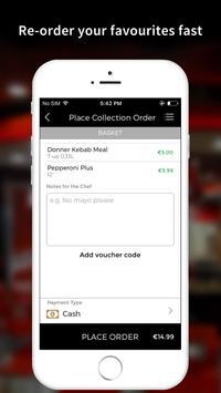 Speedo Kebabs & Pizza screenshot 2