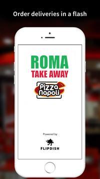 Roma & Pizza Napoli poster