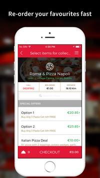 Roma & Pizza Napoli apk screenshot