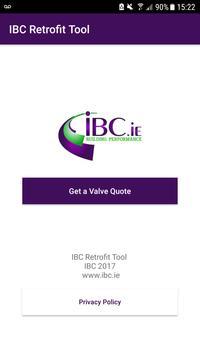 IBC Retrofit Tool poster
