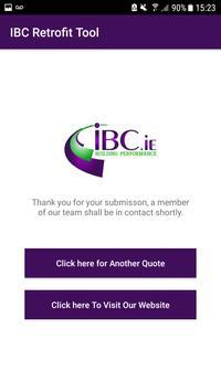 IBC Retrofit Tool apk screenshot