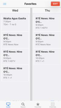 TV Listings Guide Ireland screenshot 2