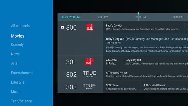 live TV for all rk3188 using XBMC and tvheadend - FreakTab