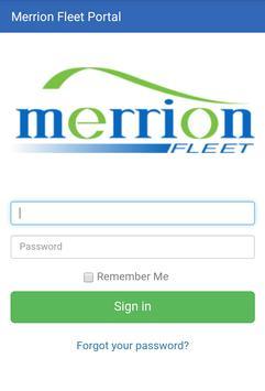 Merrion Fleet poster