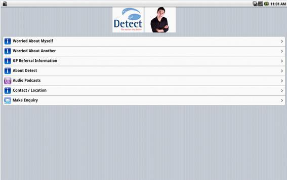 Detect apk screenshot