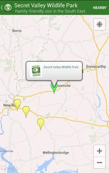 Secret Valley Wildlife Park apk screenshot
