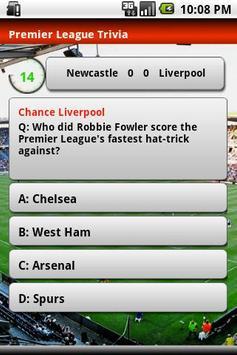 Premier League Trivia 2010 poster