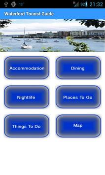 Waterford Tourist Guide poster