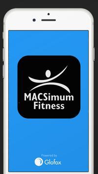 Macsimum Fitness poster