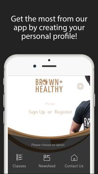 Brown and Healthy apk screenshot