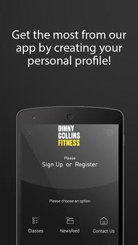 Dinny Collins Fitness apk screenshot