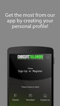 CrossFit Tullamore apk screenshot
