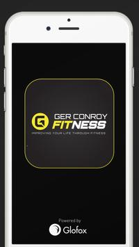 Ger Conroy Fitness poster