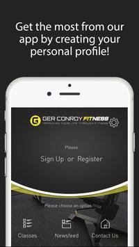 Ger Conroy Fitness apk screenshot