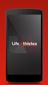 Life Athletes poster