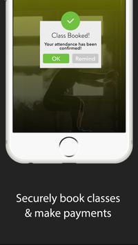 Passion Fitness screenshot 1
