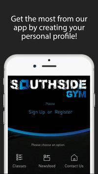 Southside Gym screenshot 4