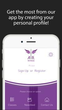 Air Wings screenshot 1