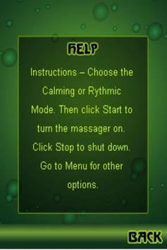 Palm Massager Free EN apk screenshot