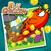 Adventures of Fly Chicken icon